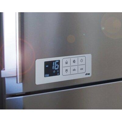 Wyświetlacz LCD Electronics. Komponenty dla chłodnictwa