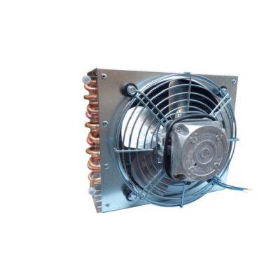Skraplacze o wydajności od 570 W do 6900 W.