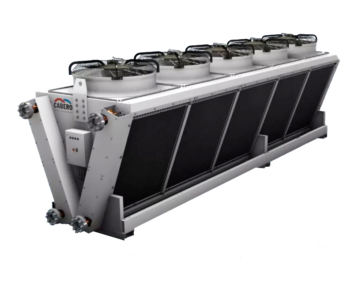 Dry-cooler podwójny Cabero typu V
