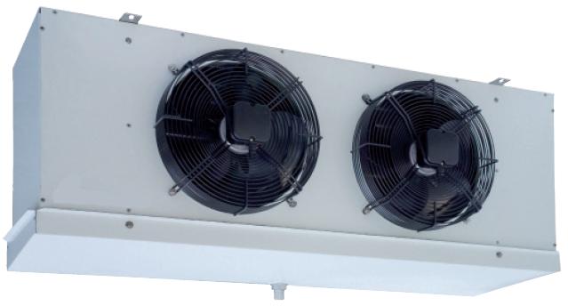 Zdjęcie 1. Freonowa chłodnica powietrza.