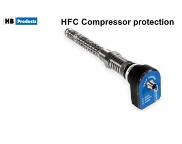 Czujnik gazu HFC - Ochrona sprężarki [HBCP]