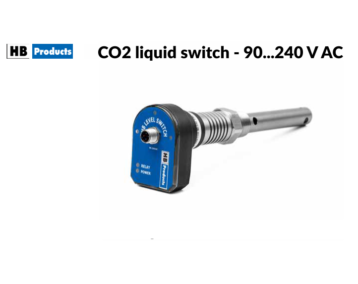 Czujnik poziomu cieczy CO2 - 90…240 V [HBSC2-SSR]