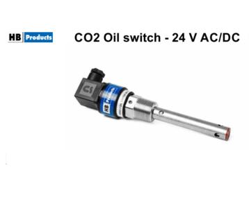 Czujnik poziomu oleju CO2 - 24 V AC/DC [HBSO]