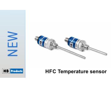 Czujnik temperatury HFC [HBTS]