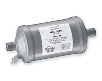 Filtr WSL po spaleniu sprężarki