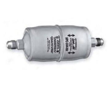 Filtr odwadniacz dwukierunkowego działania HPC
