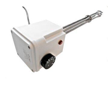 Grzałka trójfazowa LNS z przyłączem gwintowanym 400V 6 kW L=600mm