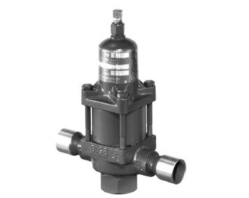 Regulator A9E - bypass gorącego gazu