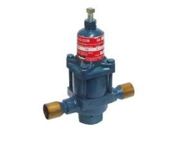 Regulator A9SE - bypass gorącego gazu
