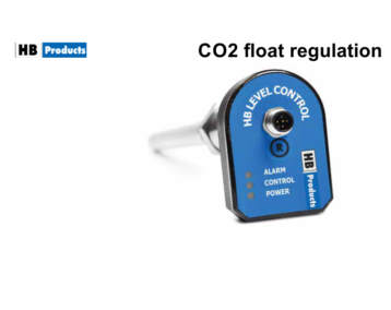 "Regulator zanurzeniowy"" CO2 [HBLC]"
