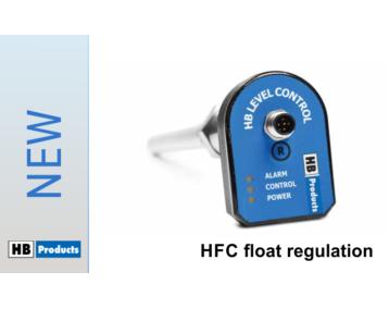 Regulator zanurzeniowy HFC [HBLC]