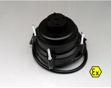 Silnik wentylatora ELCO z ATEX