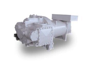 Sprężarka śrubowa półhermetyczna HSM/L