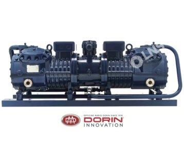 Tłokowa sprężarka półhermetyczna tandem - TH / T-HI DORIN