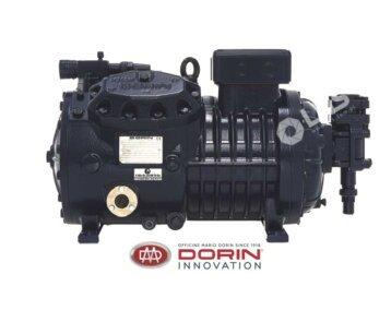 Tłokowa sprężarka półhermetyczna z certyfikacją ATEX - HEX DORIN