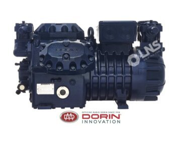 Tłokowa sprężarka półhermetyczne ECOPREMIUM dla R134a - HEP DORIN