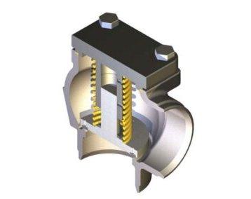 Zawór zwrotny T6F-RUV/TF