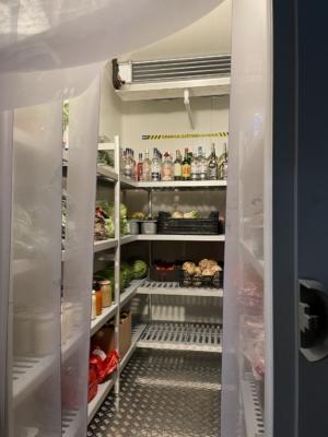 komora chłodnicza dla restauracji